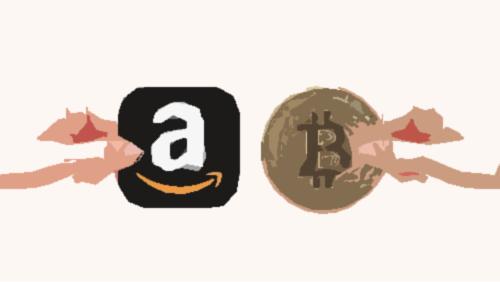 10月からAmazonでビットコインが使えるようになるんか!!