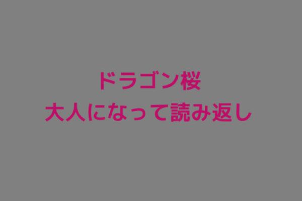 ドラゴン桜!大人になって読み返してもためになる!