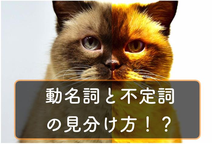 【英文法】動名詞 vs 不定詞,判断するのは簡単!?